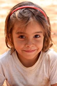 Entrega de Ayuda Humanitaria en Horqueta, Paraguay (2009)