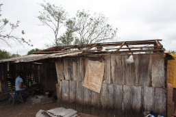 Huracán en Concepción, Paraguay (2009)