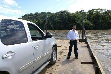 Amazonía. Ecuador (2011)