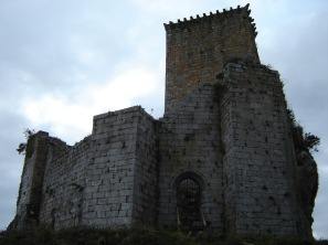 castillo de andrade